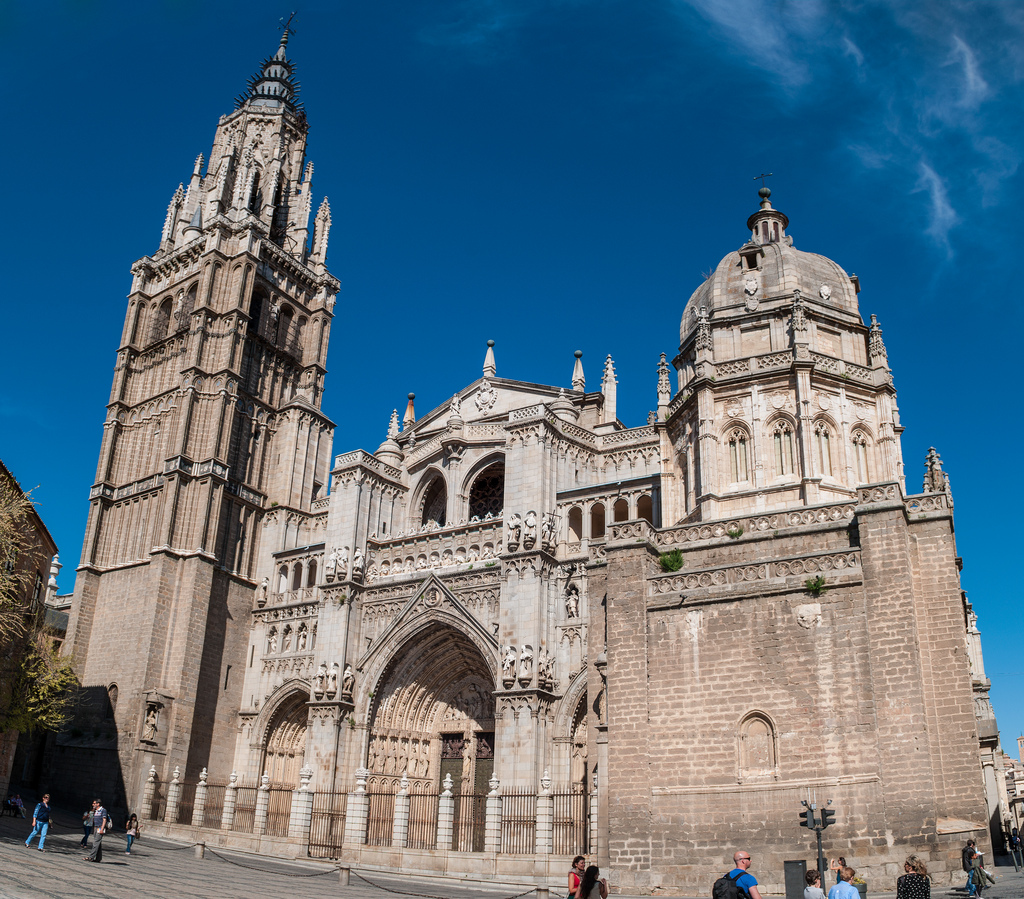 cathedral toledo